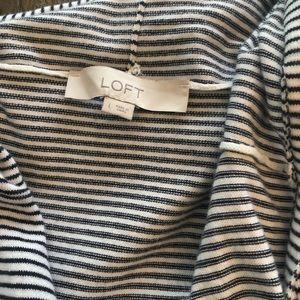 LOFT Sweaters - Loft hooded cardigan